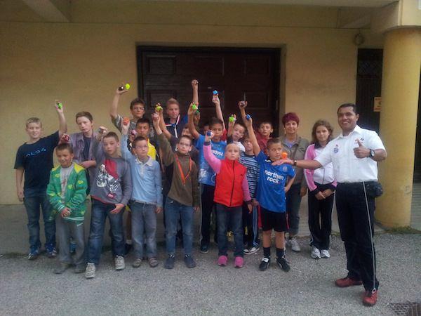 Orosházi csoportkép