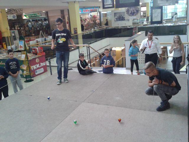 A debreceni nagyfiúk versenye